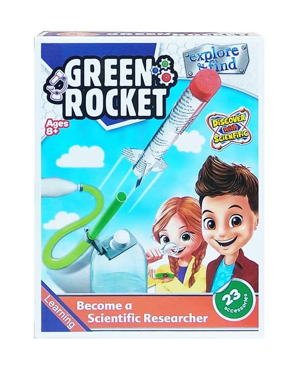 toko mainan online GREEN ROCKET - 1004
