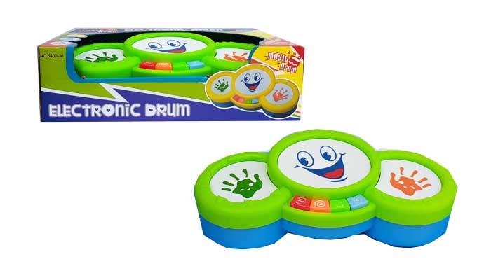 toko mainan online ELECTRONIC DRUM - 5400-36