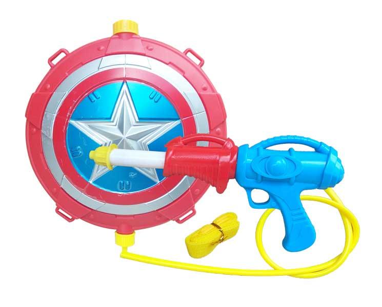 toko mainan online WATER GUN TAMENG CAPTAIN - 8113-62