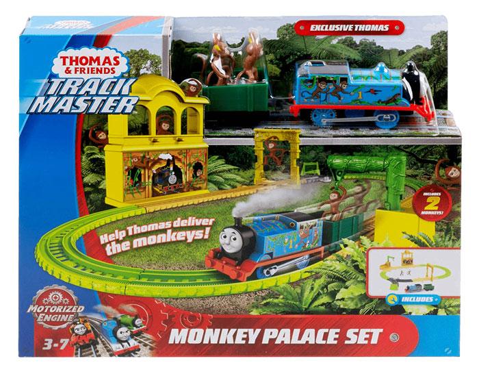 toko mainan online THOMAS MONKEY PALACE SET - FXX65