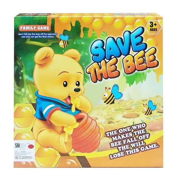 toko mainan online SAVE THE BEE POOH - 811