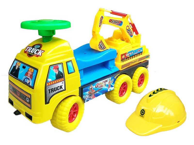 toko mainan online RIDE ON TRUCK BEKO - HT-98