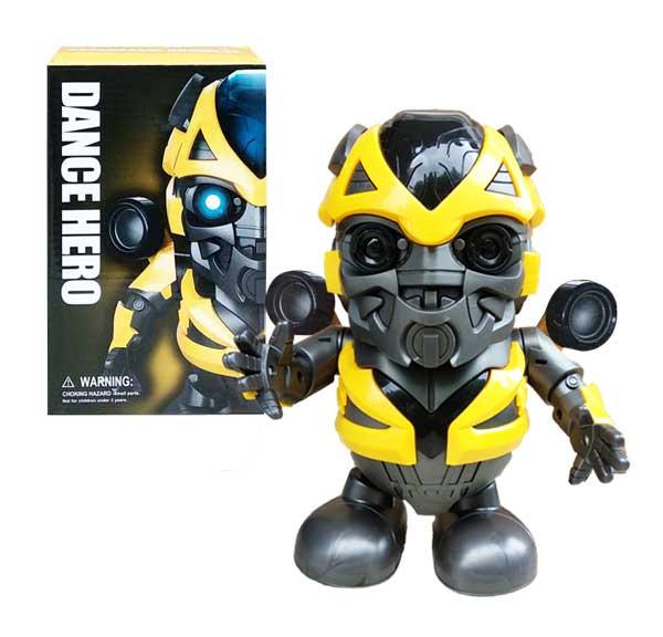 toko mainan online DANCE HERO BUMBLE BEE LD-155C