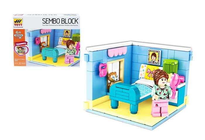 toko mainan online SEMBO KAMAR TIDUR 0 SD601504