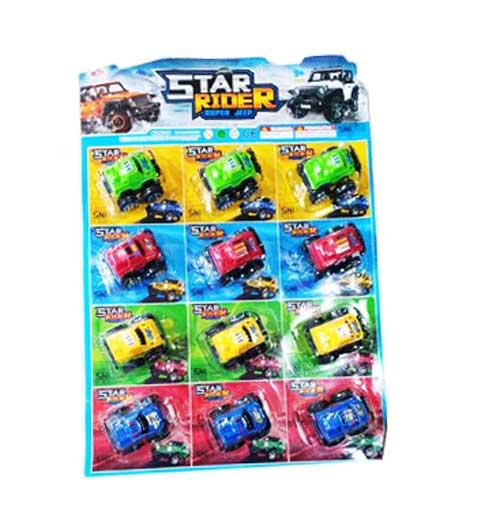 toko mainan online STAR RIDER SUPER JEEP - MC328