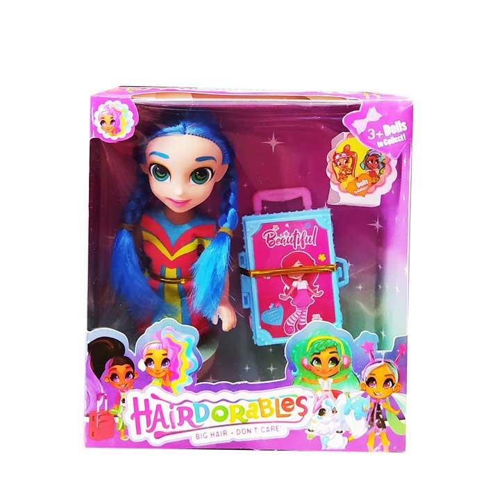 toko mainan online HAIRDORABLES - J091