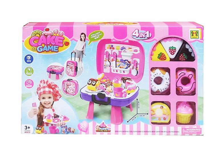 toko mainan online CAKE GAME 4IN1 - 36778-89