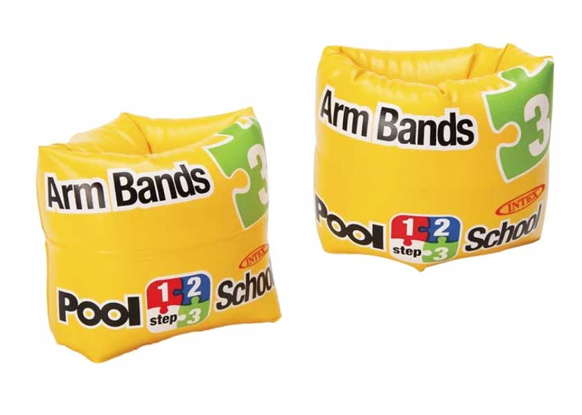 toko mainan online ROLL UP ARM BANDS POOL SCHOOL - 56643