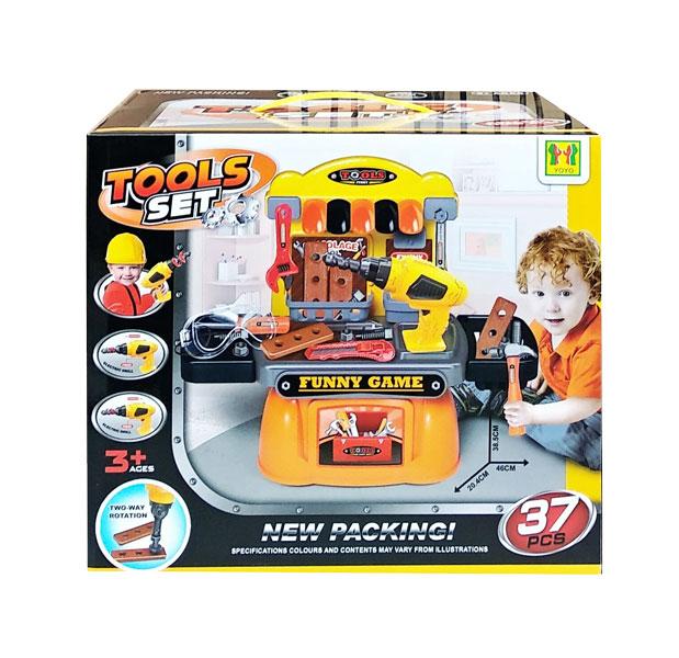 toko mainan online TOOLS SET-36778-103