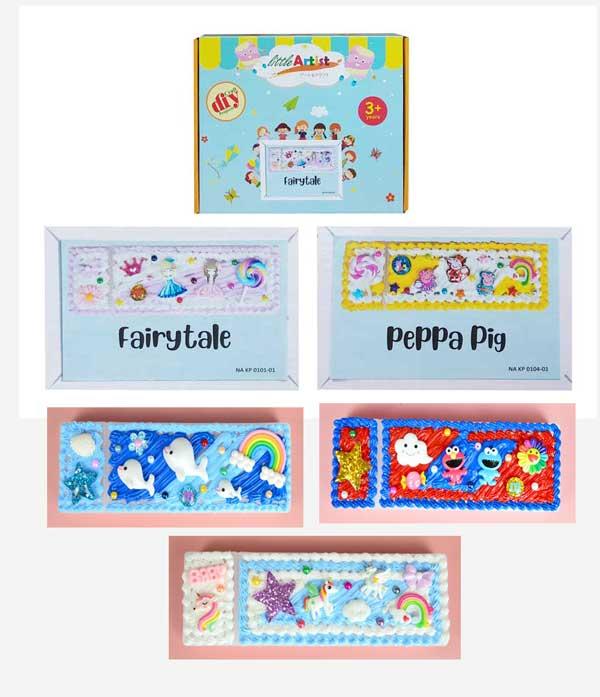 toko mainan online DIY CRAFT PENCIL CASE - NA KP