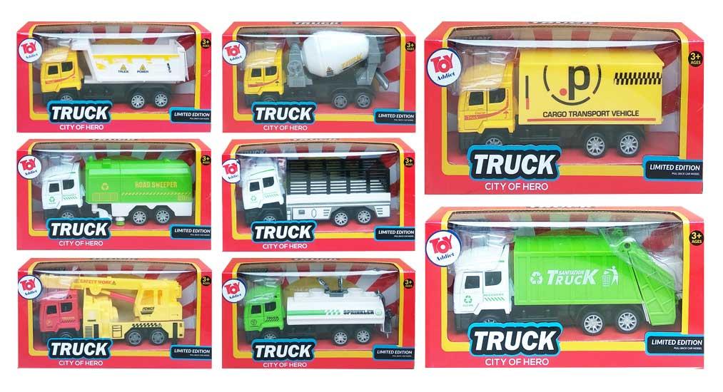 toko mainan online TRUCK CITY - T3251
