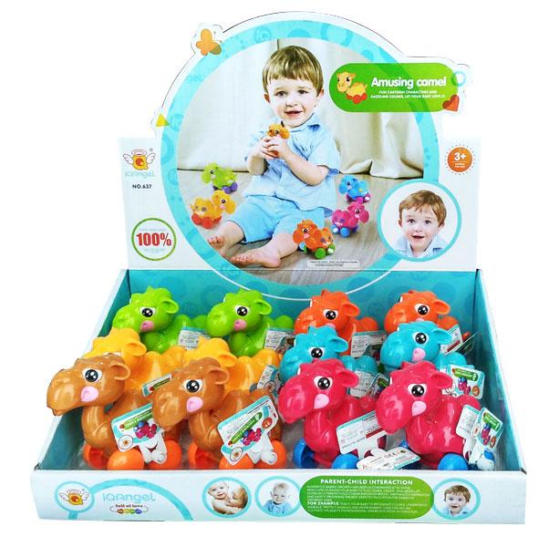 toko mainan online AMUSING CAMEL (12PC/BOX) - 637