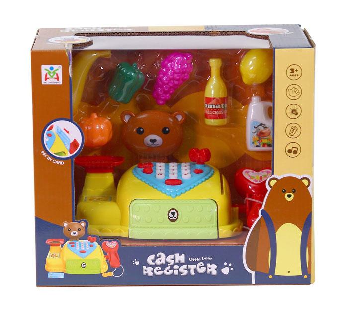 toko mainan online CASH REGISTER BERUANG - LS820A52-1