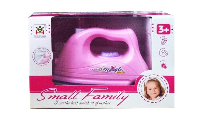 toko mainan online SMALL FAMILY IRON - LS820Q