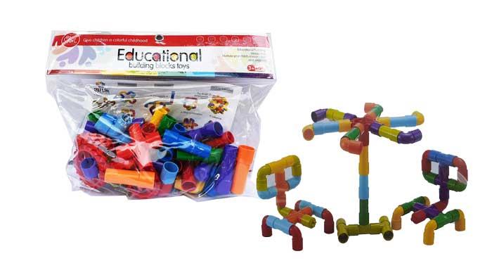 toko mainan online EDUCATIONAL BUILDING BLOCKS - 300Y-5