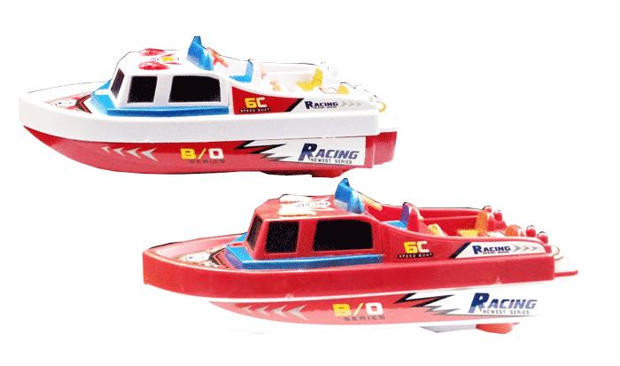 toko mainan online RACE BOAT - 131C