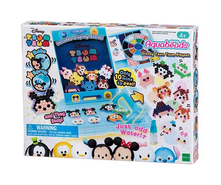 toko mainan online AQUABEADS DISNEY TSUM TSUM PLAYSET - 31298