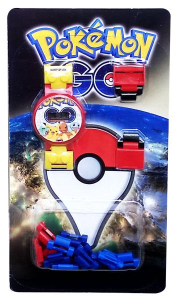 toko mainan online JAM TANGAN LEGO POKEMON - 31052 (gr12mx)