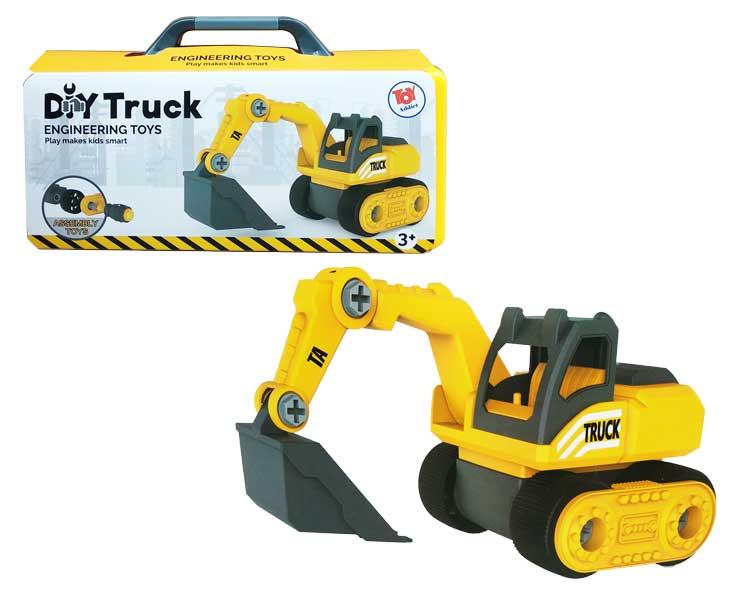 toko mainan online DIY TRUCK BOX KOPER - CPS164398