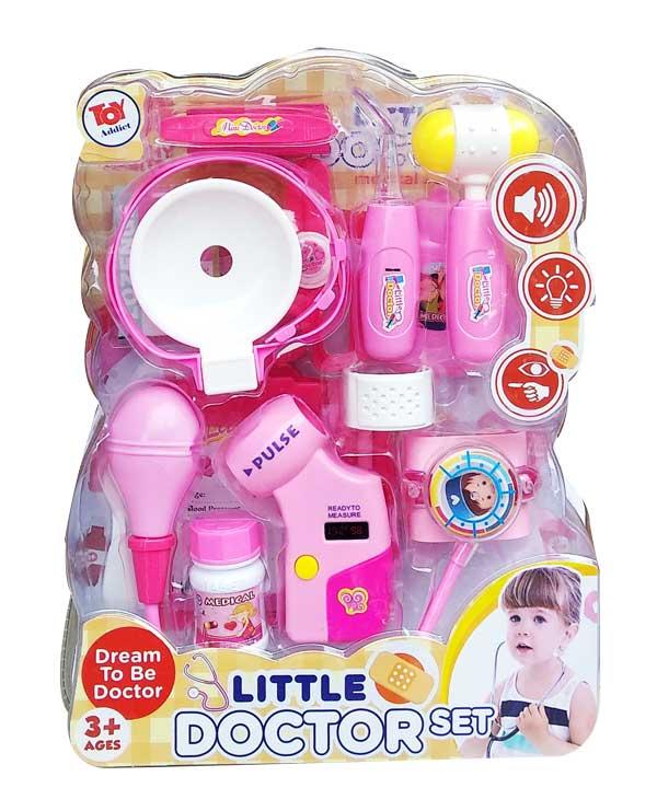 toko mainan online LITTLE DOCTOR SET - CPS161535