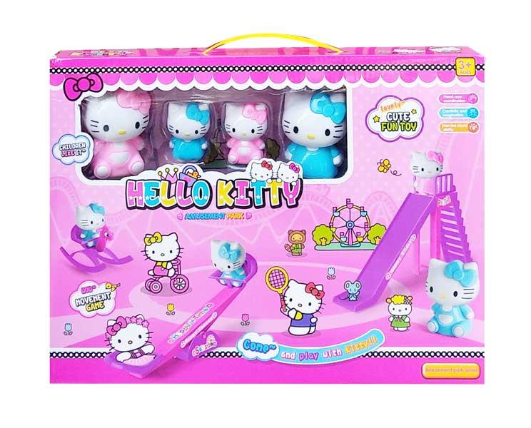 toko mainan online HELLO KITTY AMUSEMENT PARK SERIES - 333A-127