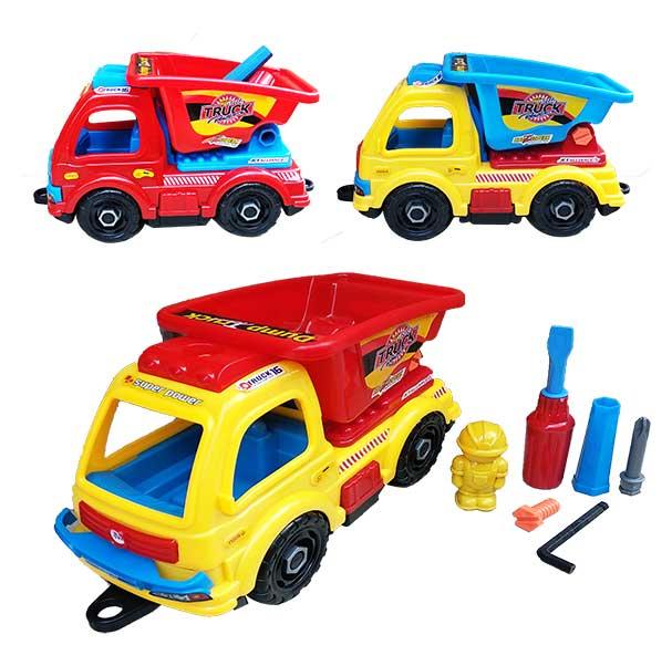 toko mainan online BONGKAR PASANG MOBILKU - 801