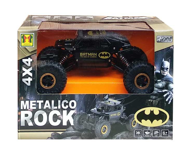 toko mainan online RC 4X4 BATMAN - 1114A