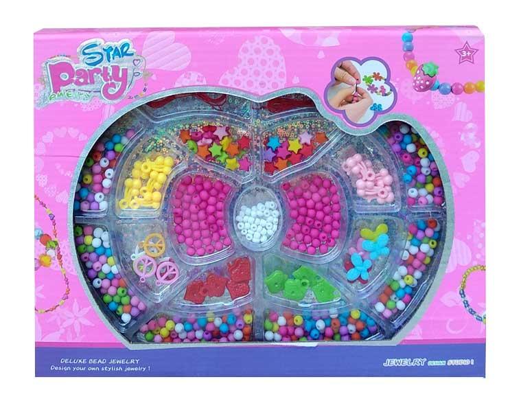 toko mainan online DELUXE BEAD JEWELRY - 628B2
