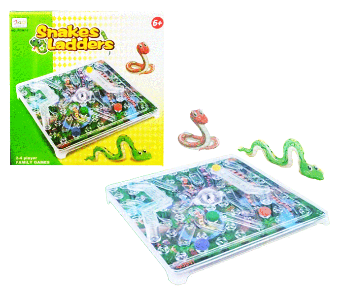 toko mainan online SNAKES LADDERS - JRD967-3
