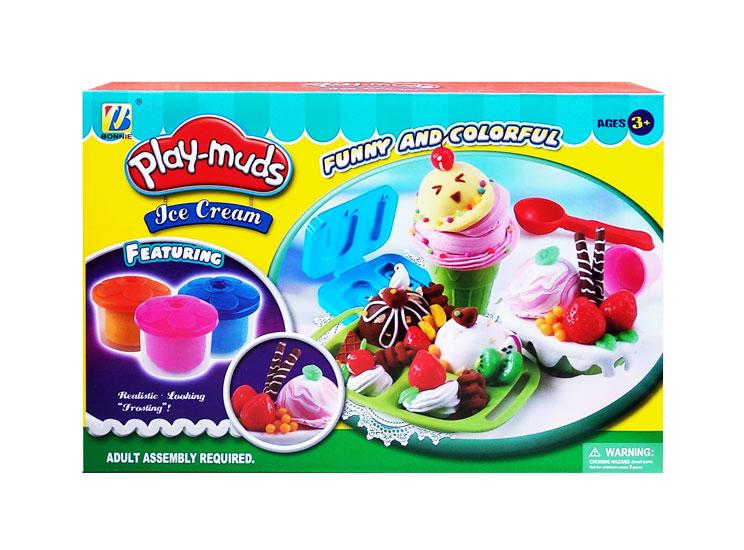 toko mainan online PLAY-MUDS ICE CREAM (L) - BN887-2