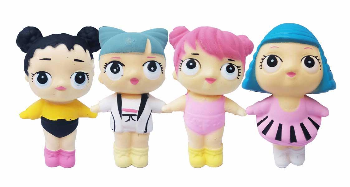 toko mainan online SQUISHY LOL - BD21