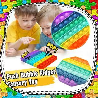 toko mainan online POP IT FIDGET TOYS