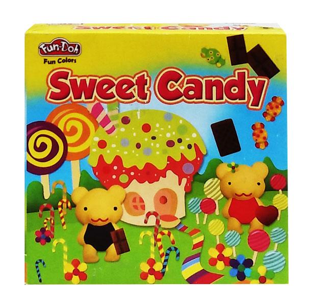 toko mainan online DOUGH SWEET CANDY (gr6) - 28051