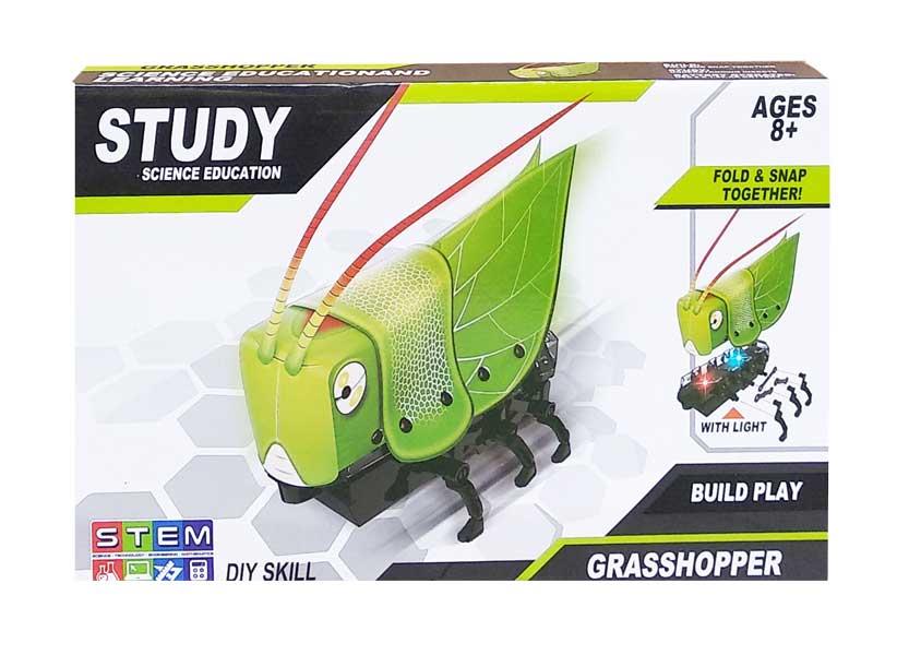 toko mainan online STEM GRASSHOPPER - 1027