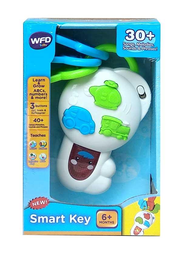 toko mainan online WFD SMART KEY - NB-03644/0612