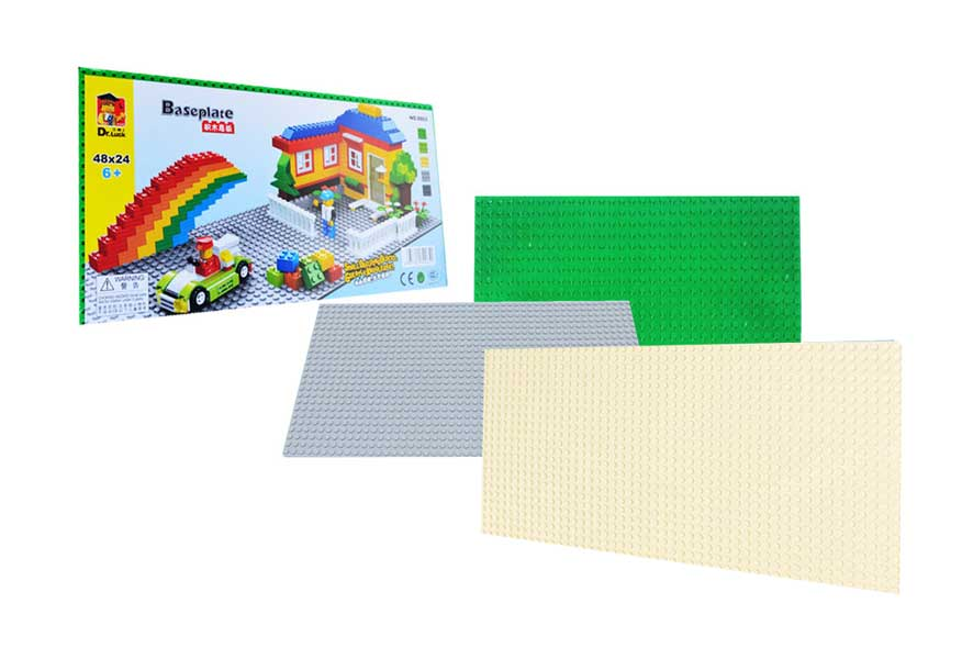 toko mainan online TATAKAN LEGO WANGE BASEPLATE - 8803