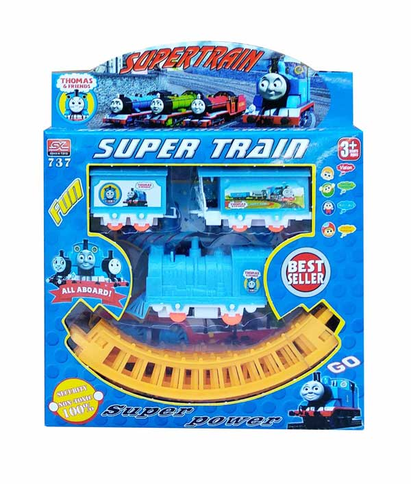 toko mainan online SUPER TRAIN THOMAS - 737010