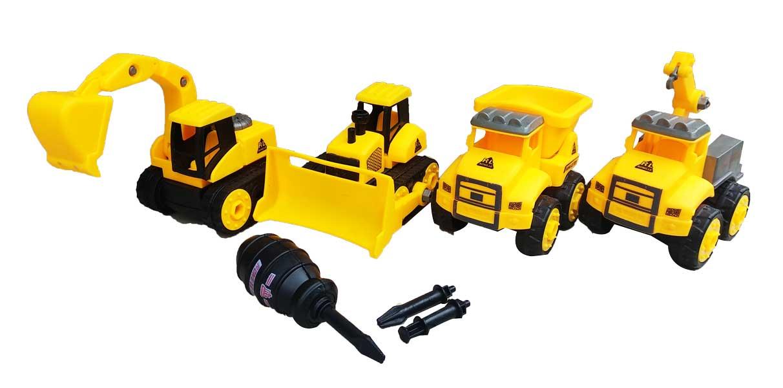 toko mainan online ASSEMBLE ENGINEERING - RL589-11D