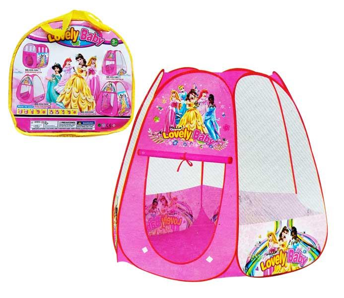 toko mainan online TENDA SEGILIMA PRINCESS - 333-126