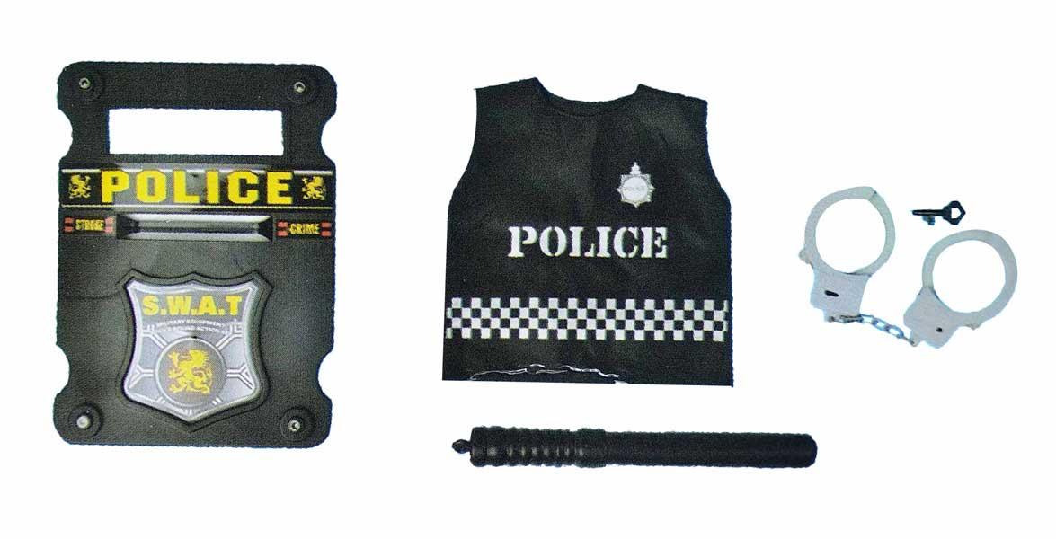 toko mainan online LESHENG SWAT COSTUME - 0952-7