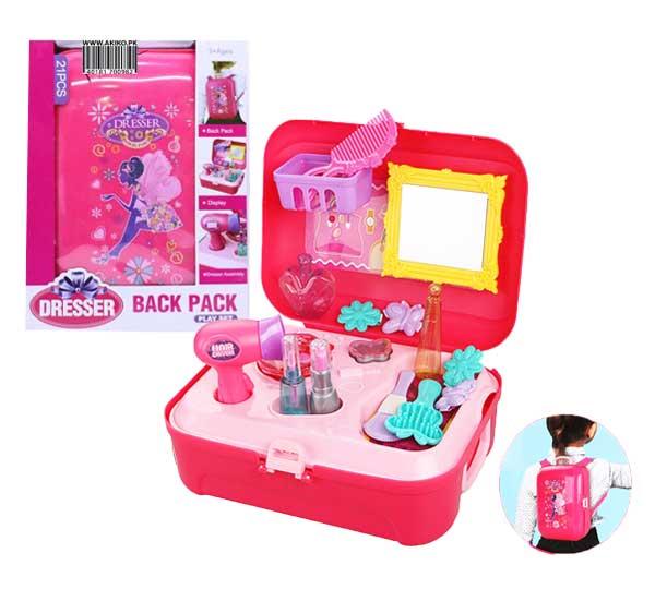 toko mainan online DRESSER BACK PACK - 8232WB