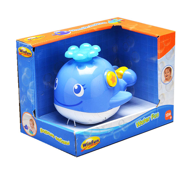 toko mainan online WATER FUN WHALE - 7107