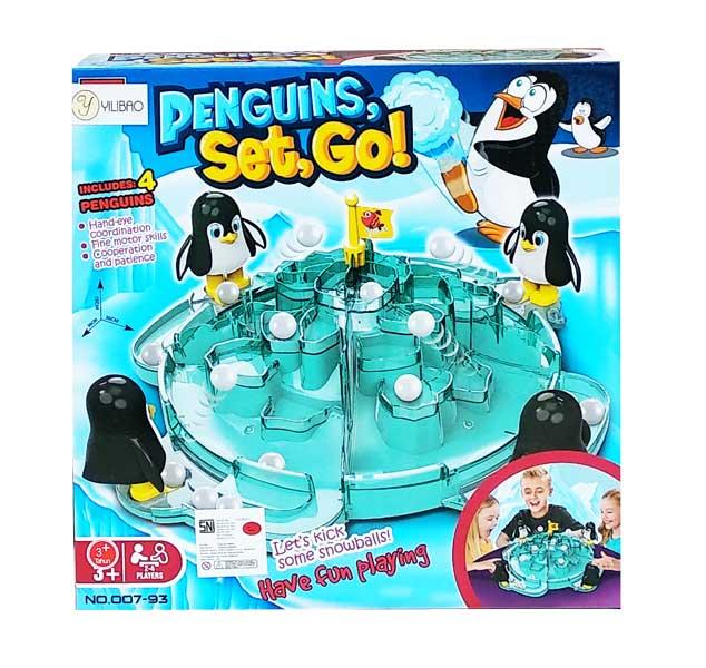 toko mainan online PENGUINS SET GO - 007-93