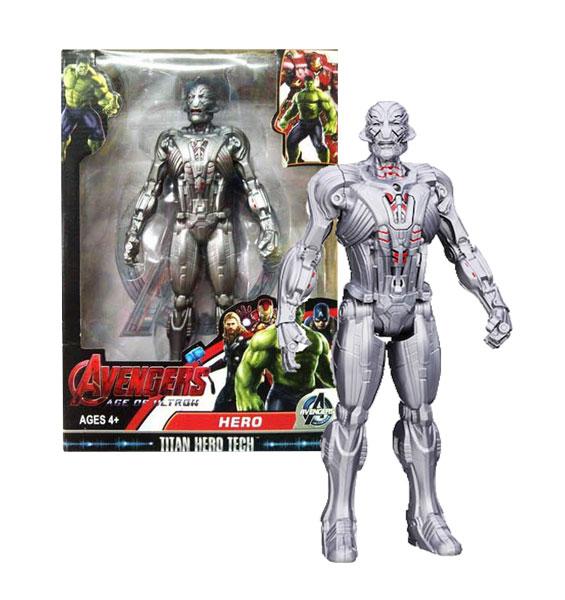 toko mainan online AVENGER TITAN HERO TECH (ABU-ABU)