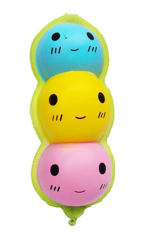 toko mainan online SQUISHY KACANG KULIT - LC253