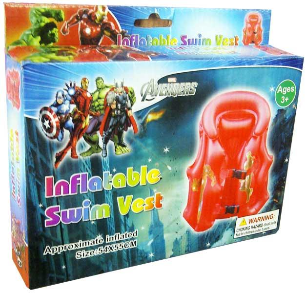 toko mainan online SWIM VEST AVENGER XL (gr6mx)