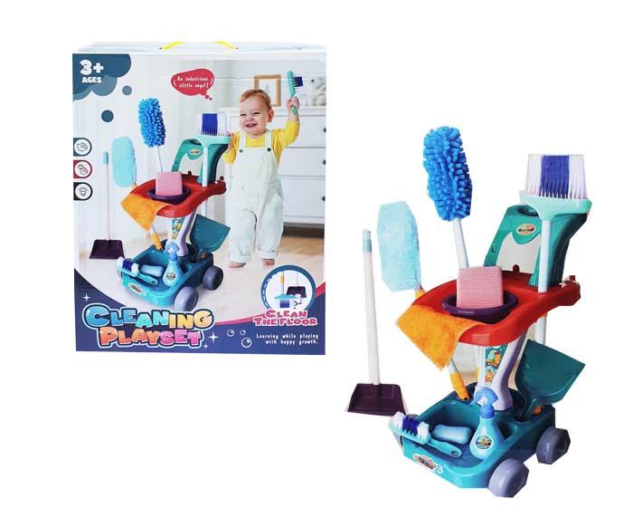 toko mainan online CLEANING PLAYSET - 998-9