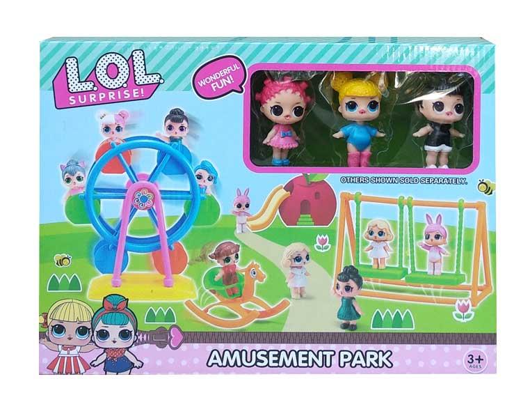 toko mainan online LOL AMUSEMENT PARK (KINCIR) - LOL-05
