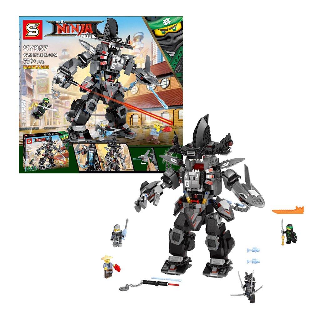 toko mainan online NINJA MOVIE 796PCS - SY957