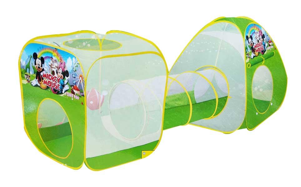toko mainan online TENDA TEROWONGAN MICKEY MOUSE - 345A-16